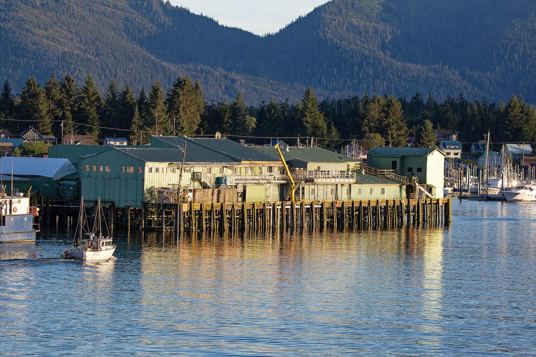 Waterfront Industrial Site Petersburg, Alaska